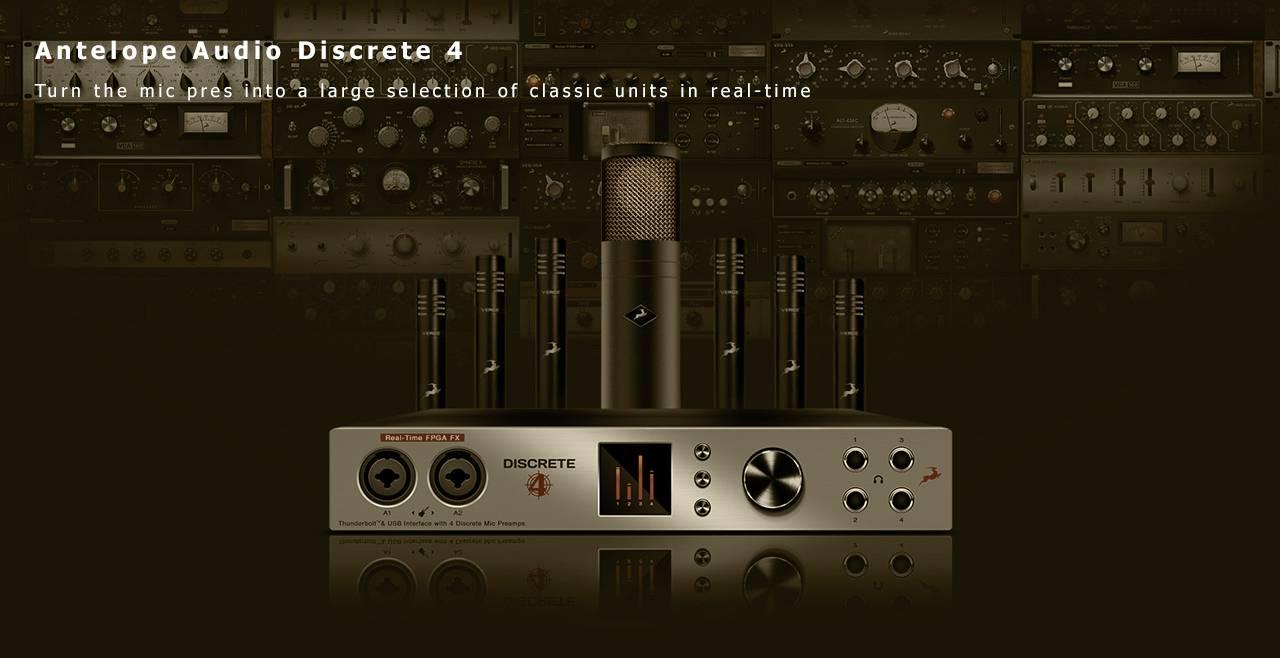 Antelope Audio Discrete 4 More3