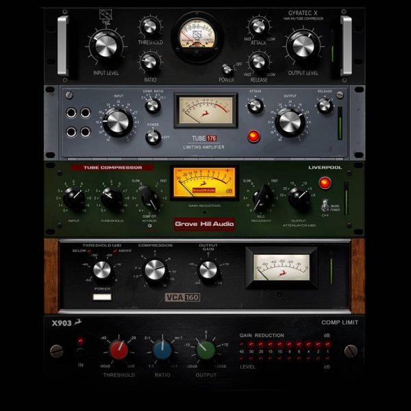 Antelope Audio Discrete 8 Vintage Compressors