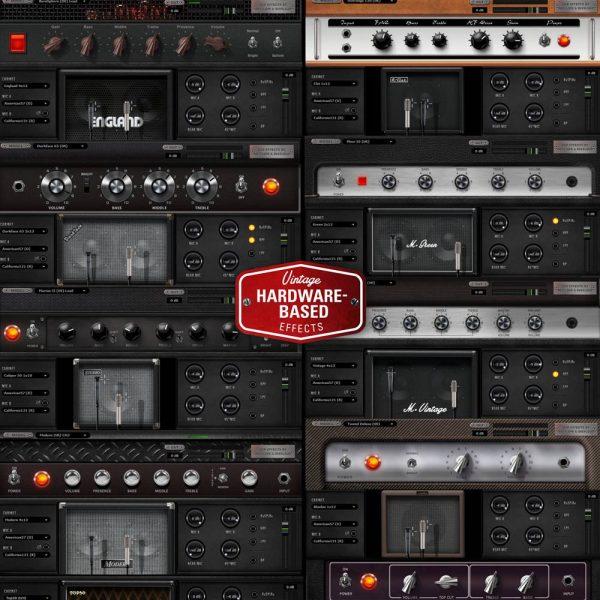 Antelope Audio Goliath HD Hardware Based Amp
