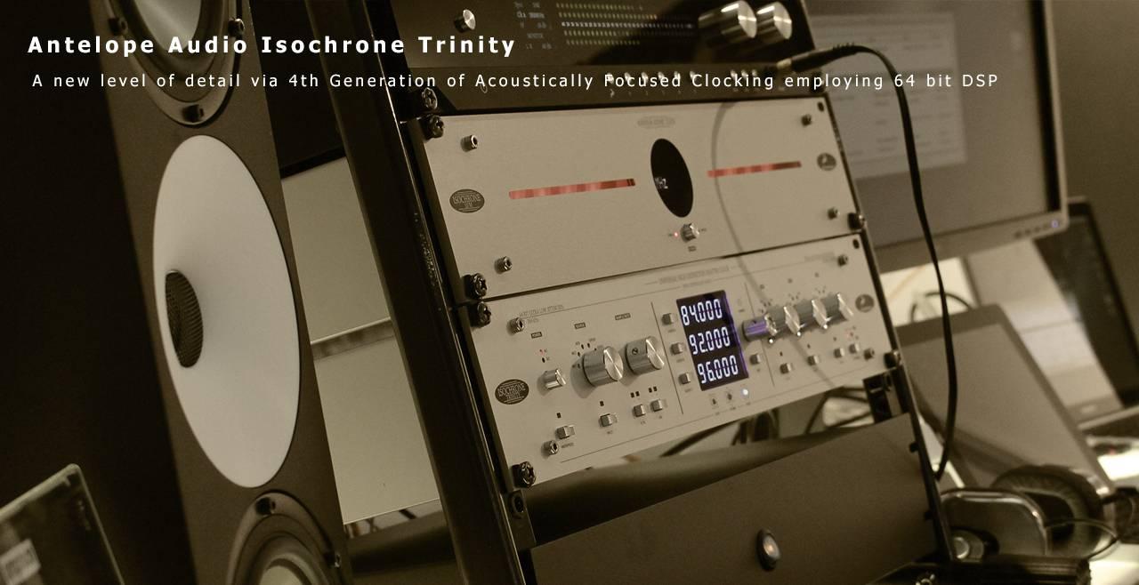 Antelope Audio Isochrone Trinity Content