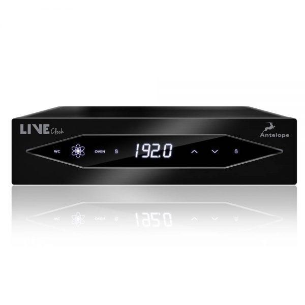 Antelope Audio Live Clock