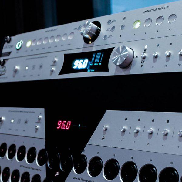 Antelope Audio Satori in Rack