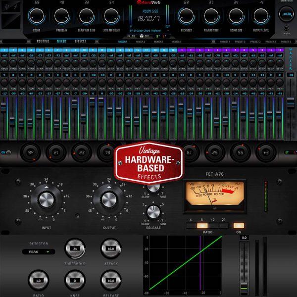 Antelope-Audio-Zen Studio+-Control-Panel