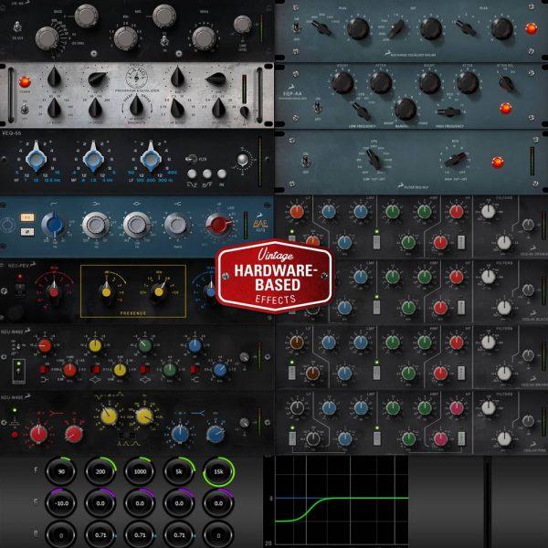Antelope Audio Zen Studio+ Hardware Based Effects