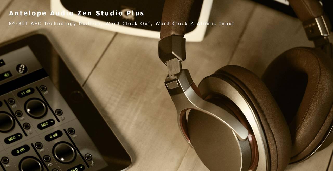 Antelope Audio Zen Studio+ More4