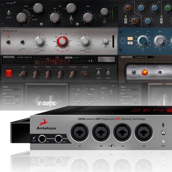 Antelope Audio Zen Studio+ Reamp Out