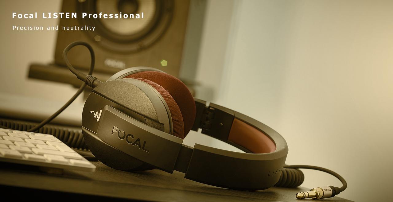Focal Listen Professional Content