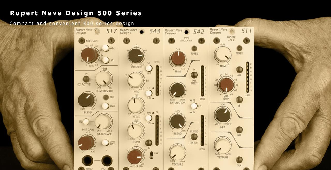 Rupert Neve Design 511 Content