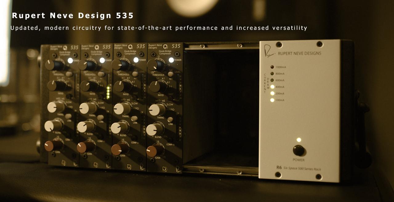 Rupert Neve Design 535 Content