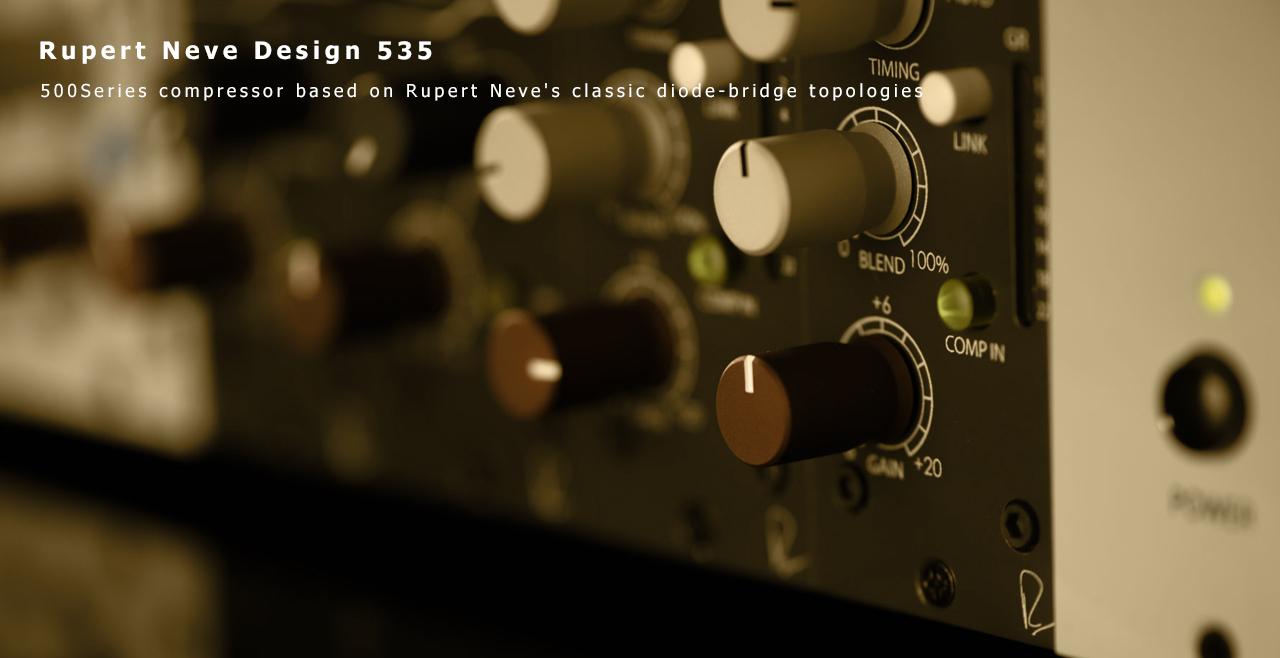 Rupert Neve Design 535 More