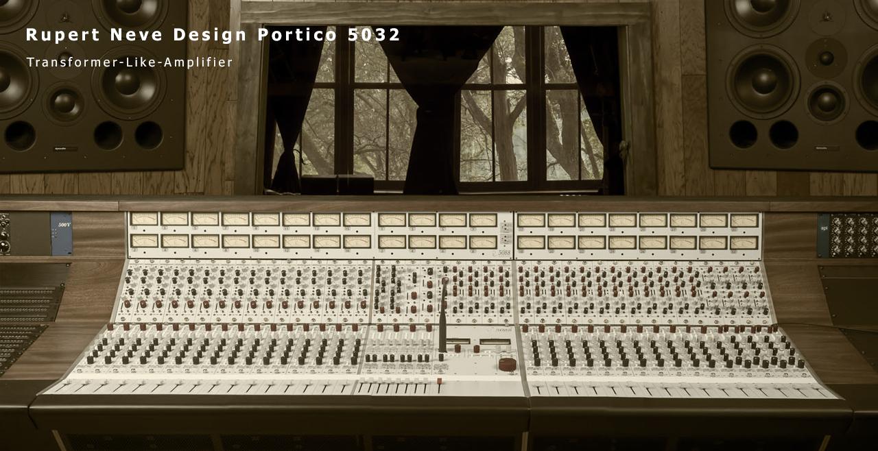 Rupert Neve Design Portico 5032 More1
