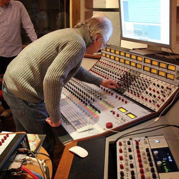 Rupert Neve Design Portico II Series In Studio