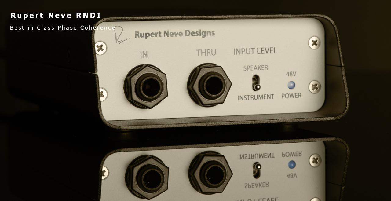Rupert Neve Design RNDI More4