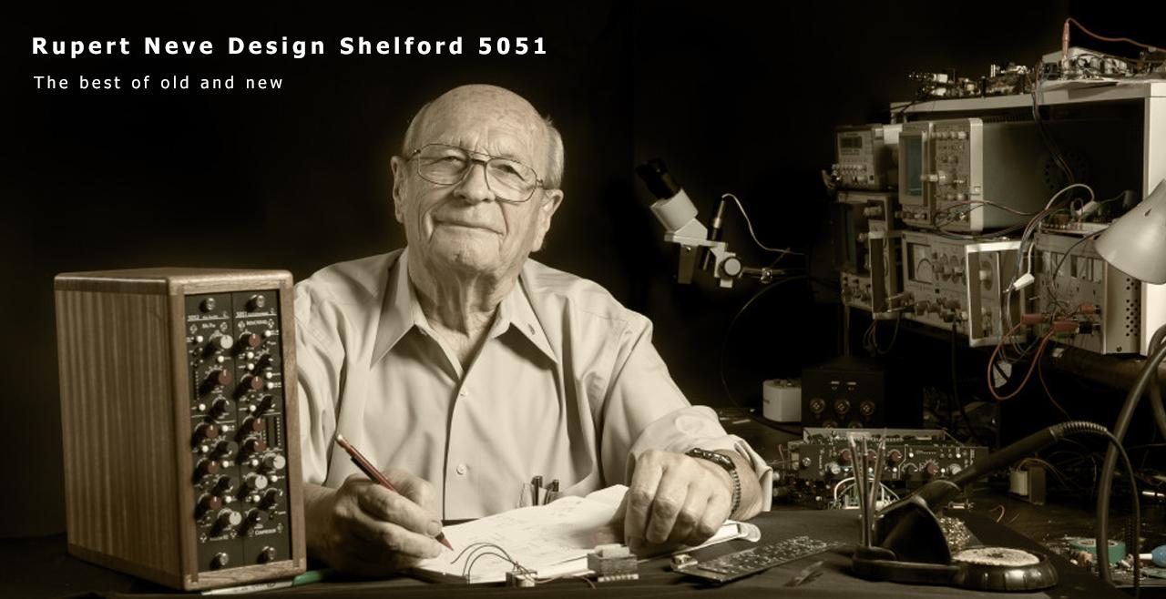 Rupert Neve Design Shelford 5051 Content