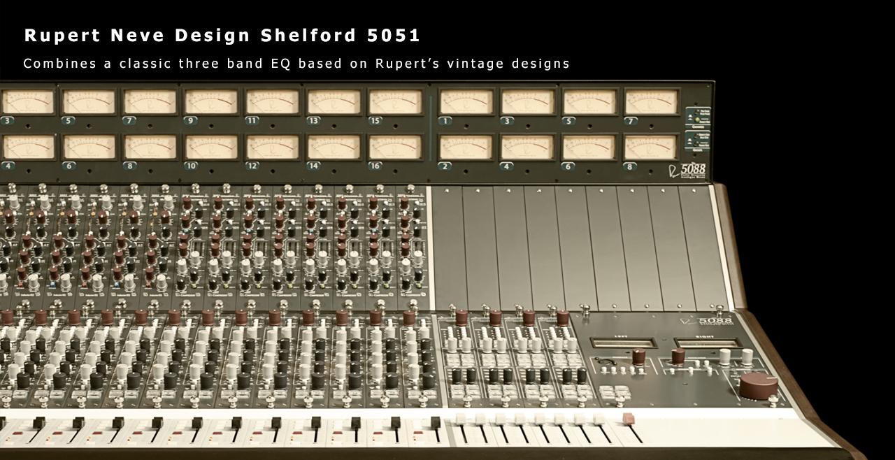 Rupert Neve Design Shelford 5051 More
