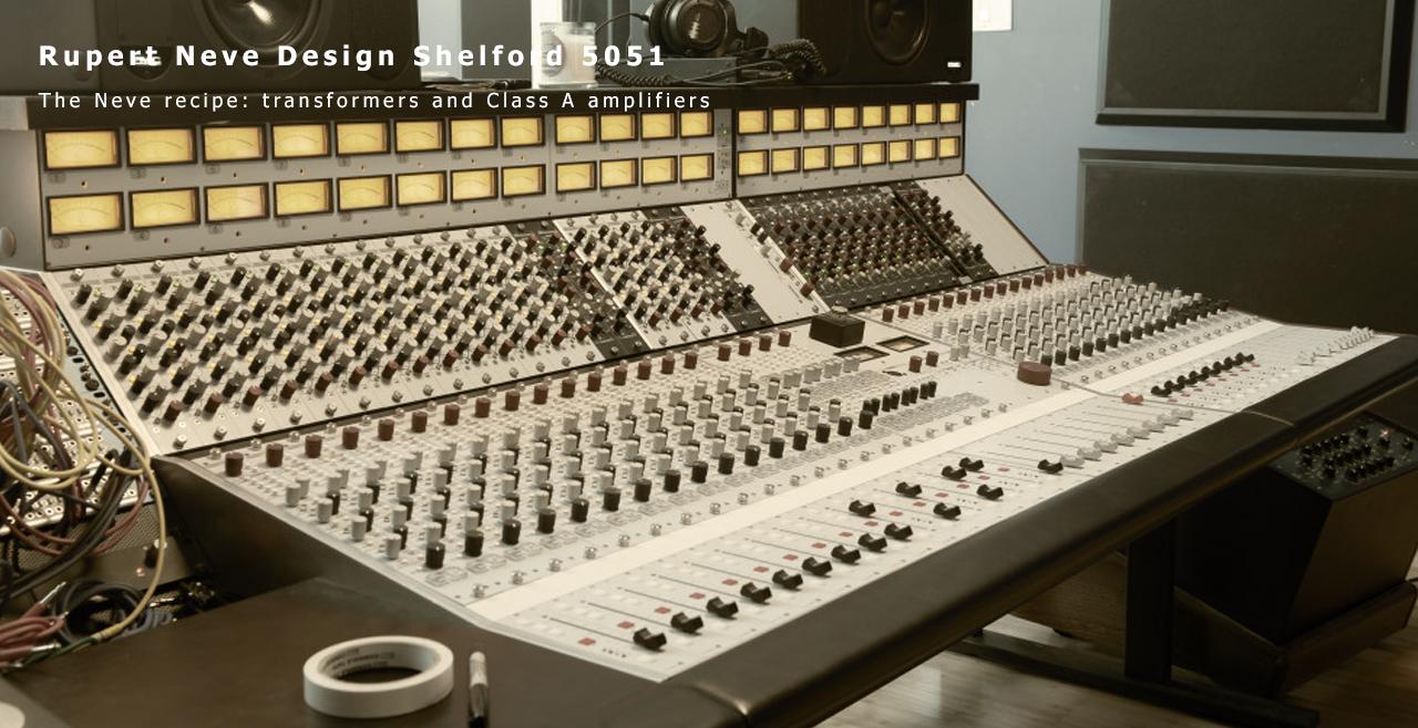 Rupert Neve Design Shelford 5051 More1