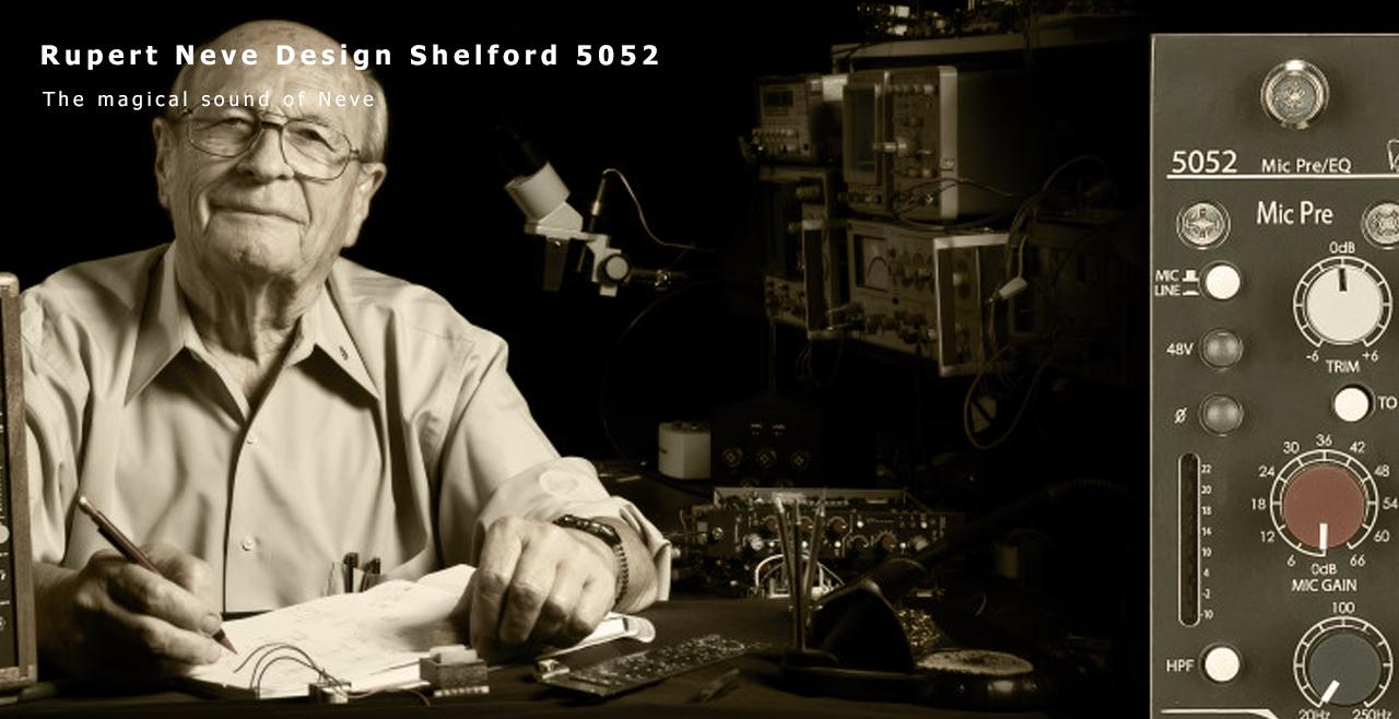 Rupert Neve Design Shelford 5052 Content