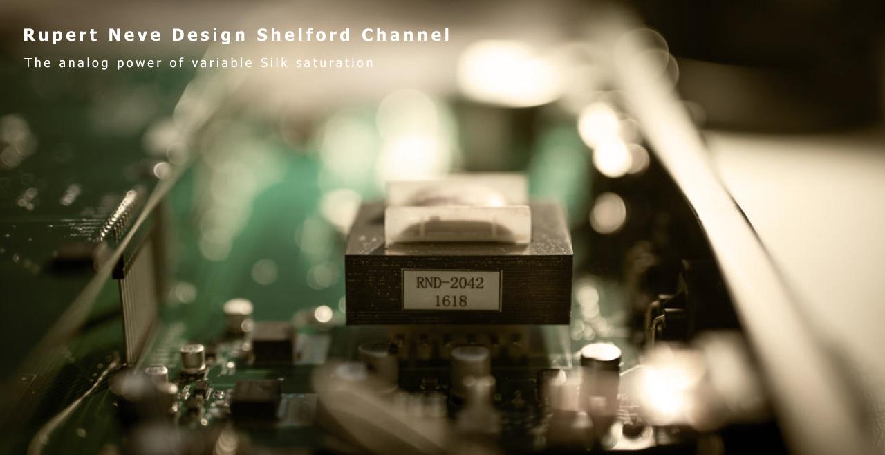 Rupert Neve Design Shelford Channel More