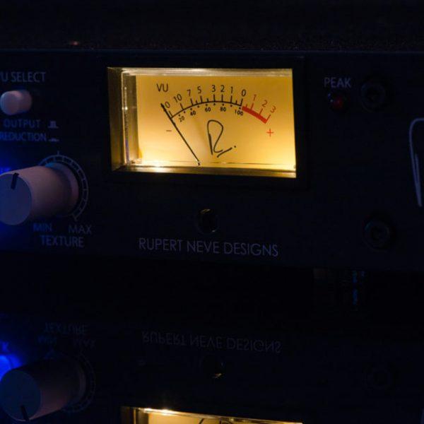 Rupert Neve Design Shelford Channel VU Meter
