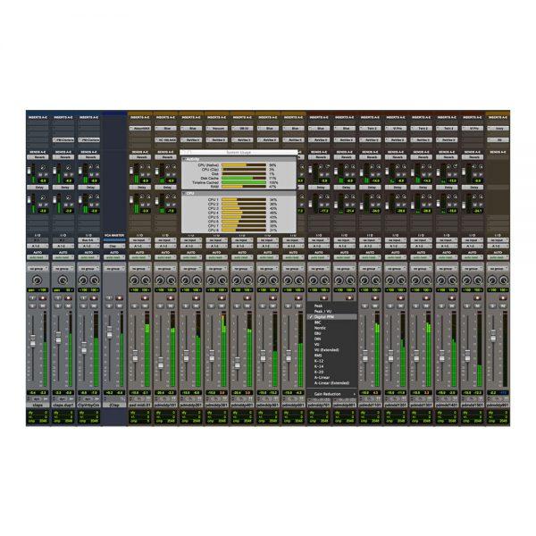 Avid Pro Tools Software Mixer