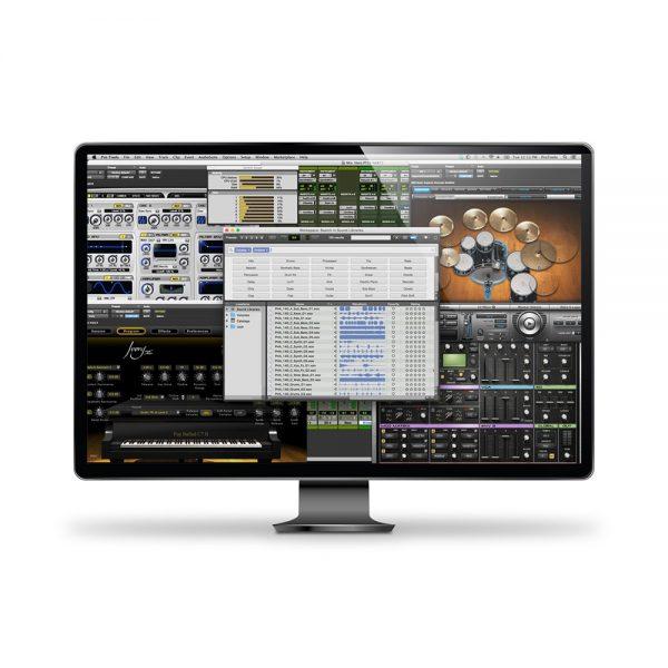 Avid Pro Tools Software On MAC