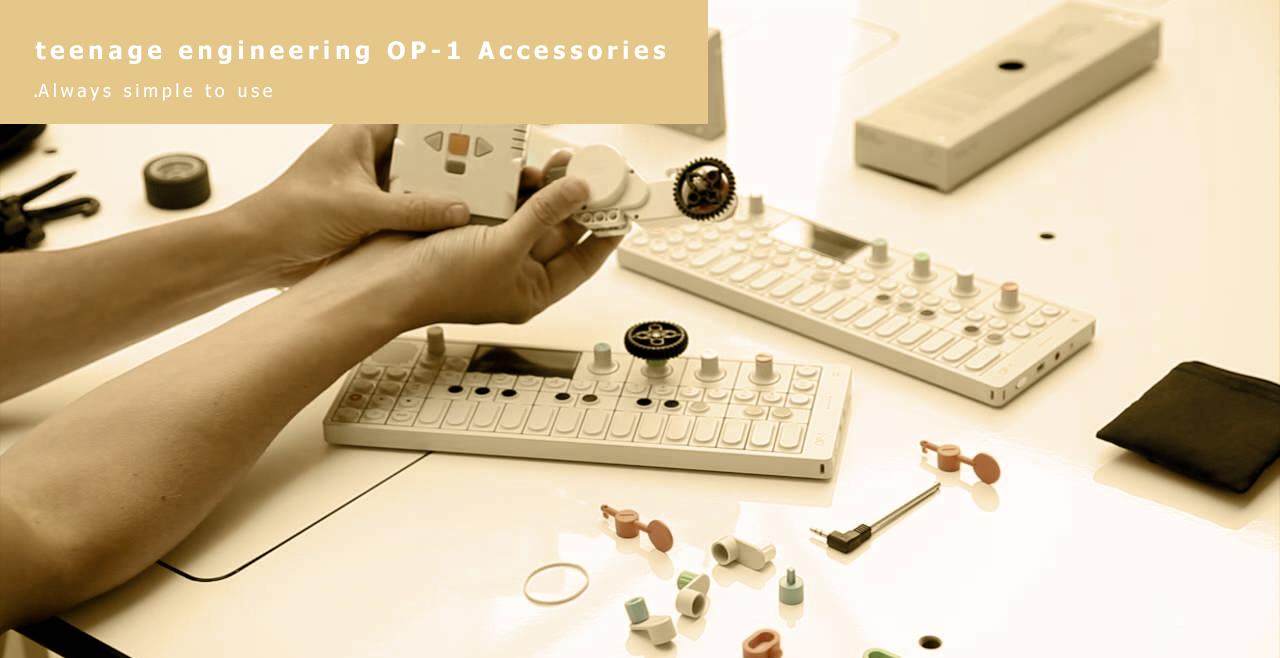 Teenage Engineering OP-1 Accessories Content
