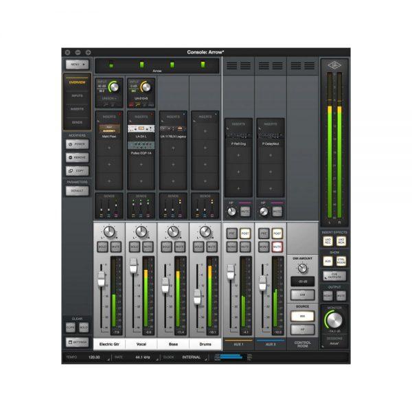 Universal Audio Arrow Console