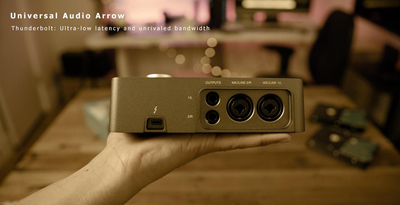 Universal Audio Arrow More