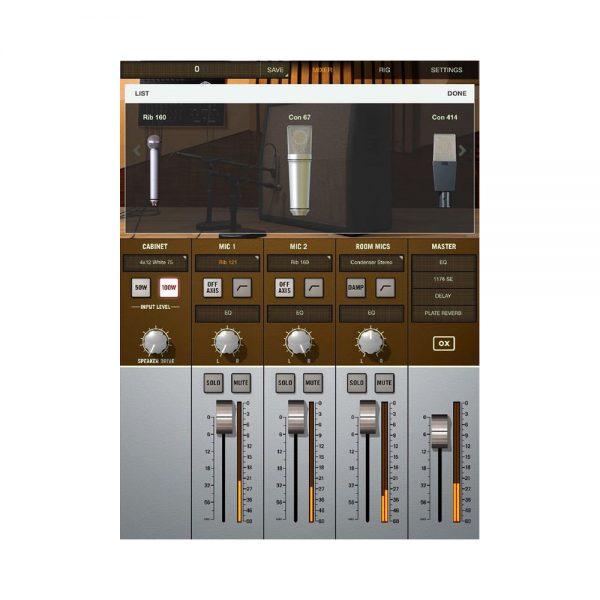 Universal Audio OX Amp Mic Simulator