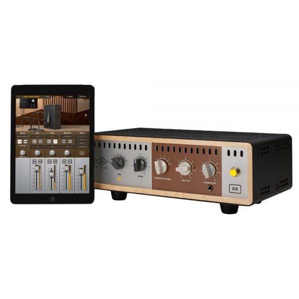 Universal Audio OX Amp iPad