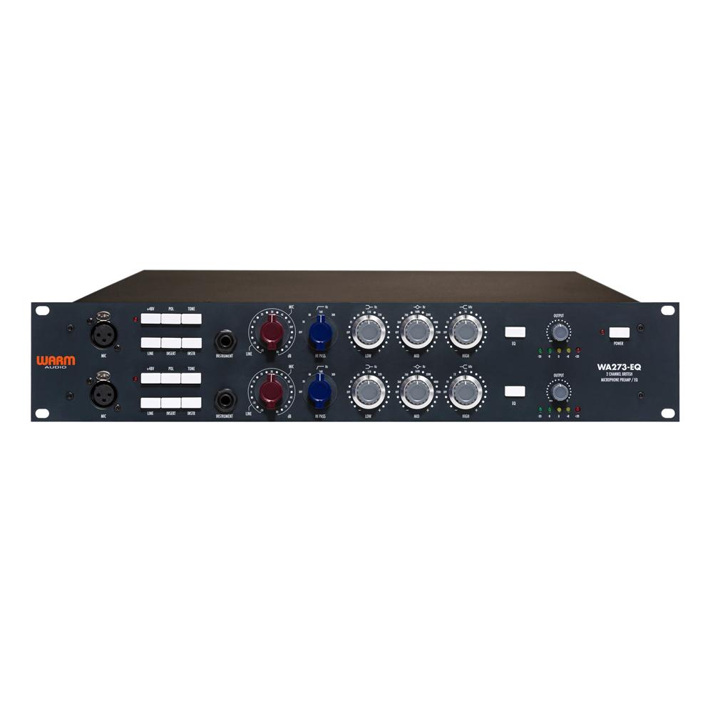 Warm Audio WA273-EQ Front