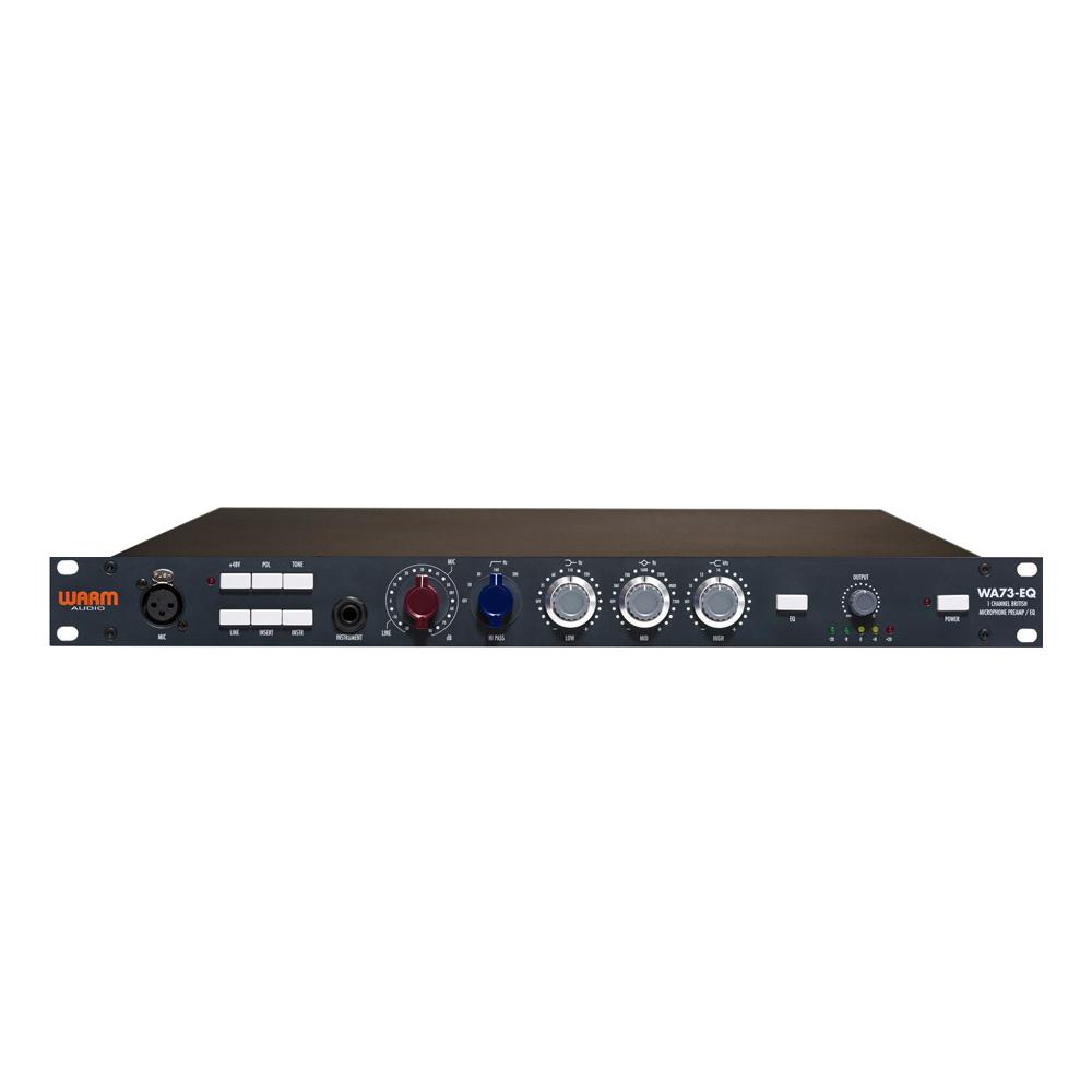 Warm Audio WA73-EQ Front