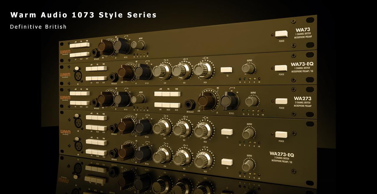 Warm Audio WA73-EQ More
