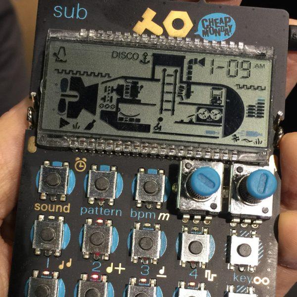 teenage engineering PO-14 sub Zoom
