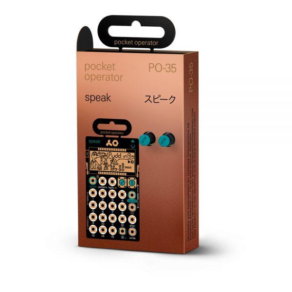 teenage engineering PO-35 Speak Box