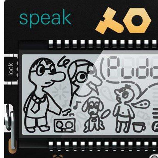 teenage engineering PO-35 Speak LCD