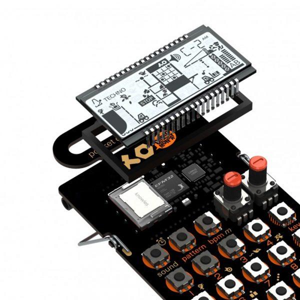 teenage engineering PO-Series Chip sets