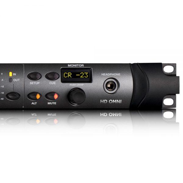 Avid HD OMNI Headphones Out