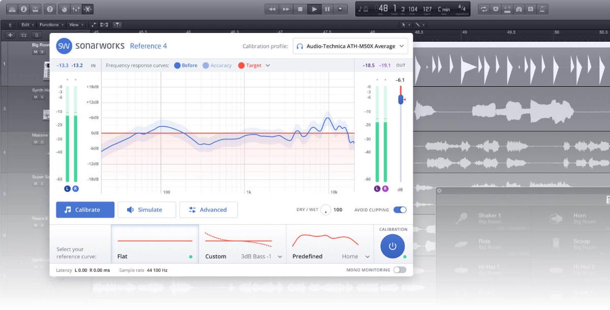 Sonarworks Plug Ins
