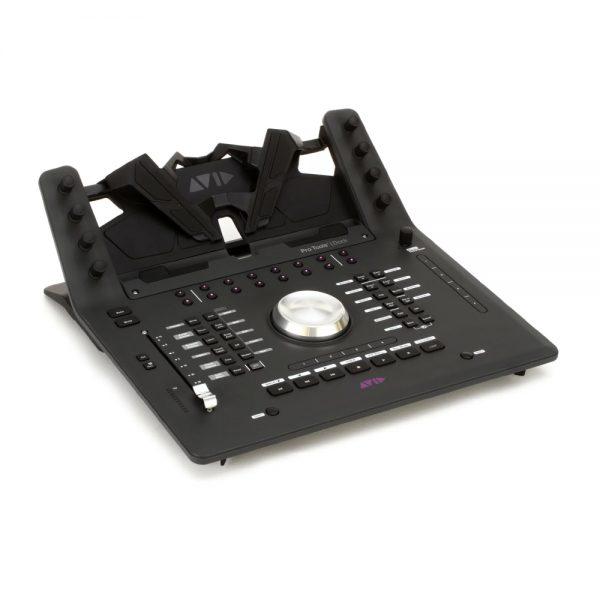 Avid Pro Tools | Dock Angle Left