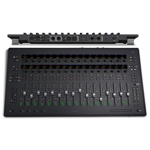 Avid-Pro-Tools-S3-Top-&-Back