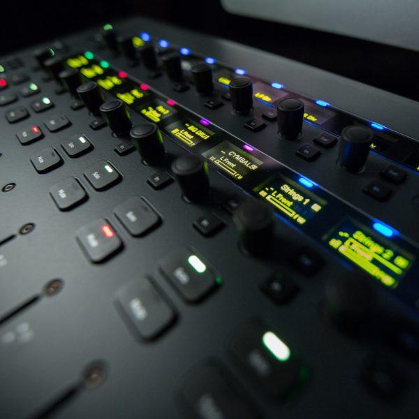 Avid Pro Tools | S3 Zoom