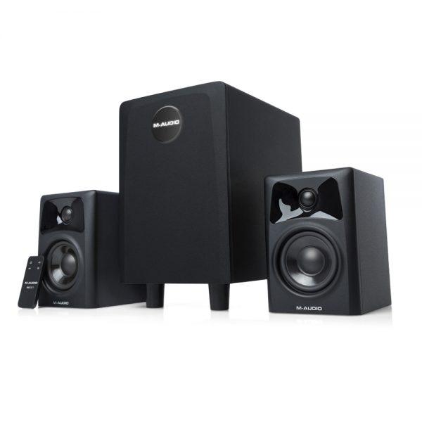 M-Audio AV 32.1 Angle Right