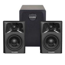 M-Audio AV 32.1 Front