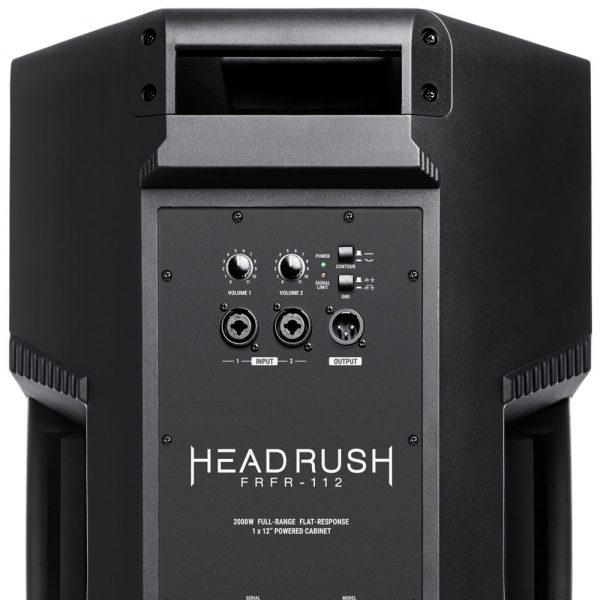 HeadRush FRFR-12 Zoom Back