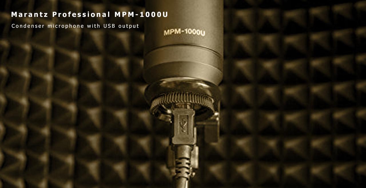 Marantz MPM-1000U Content