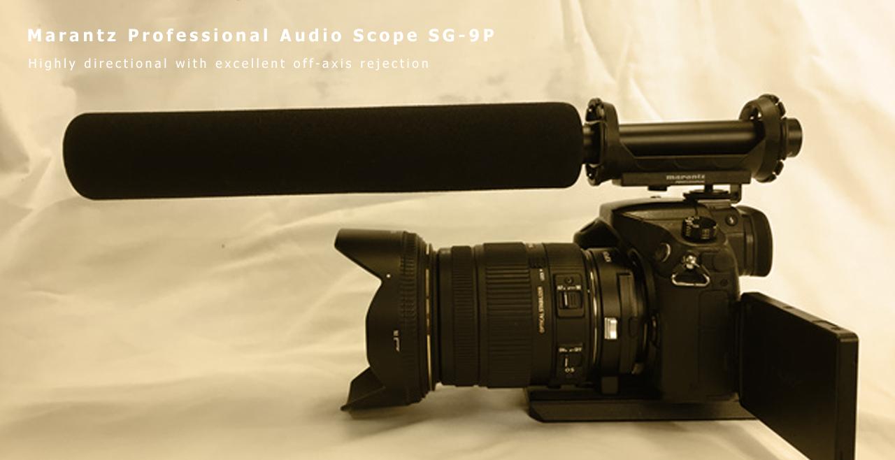 Marantz Pro Audio Scope SG-9P