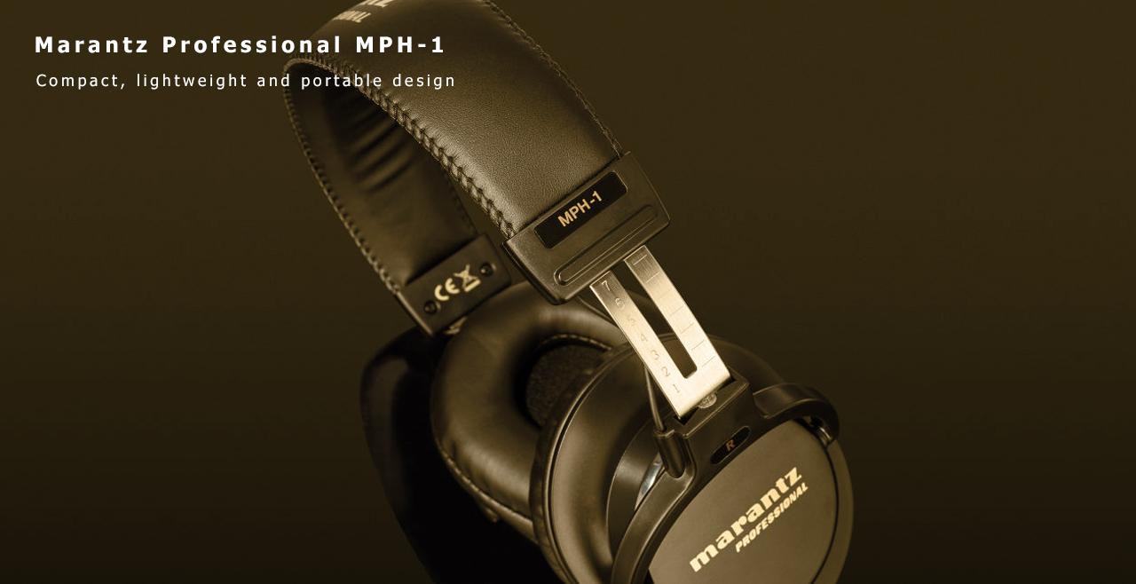 Marantz Pro MPH-1 Content