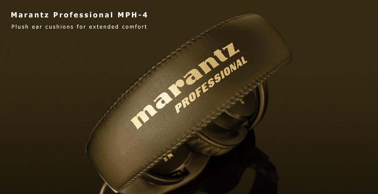 Marantz Pro MPH-4 Content