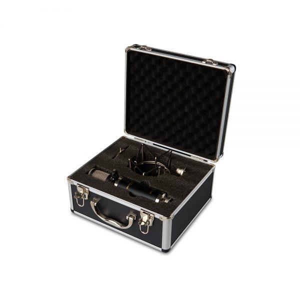 Marantz Pro MPM 2000 Hard Case Open